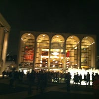 Photo taken at New York City Ballet by Vanessa V. on 10/18/2012