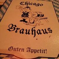 Photo taken at Chicago Brauhaus by Stefhanie W. on 3/29/2013