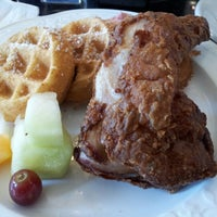 Photo taken at Melba's American Comfort Food by Anny C. on 10/21/2012