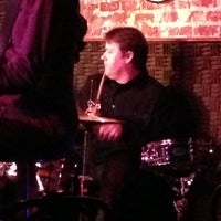 Photo taken at Blues Alley by Atila D. on 3/5/2013