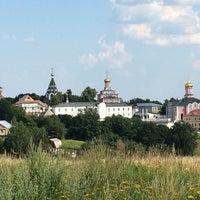 Photo taken at Пощупово by Anton on 7/29/2014