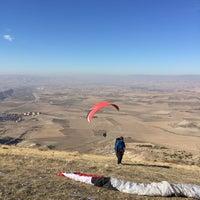 Photo taken at Ayaş Take-off by Fatih B. on 12/11/2016