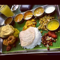 Photo taken at Ananda Bhavan Restaurant by Siva G. on 9/19/2012