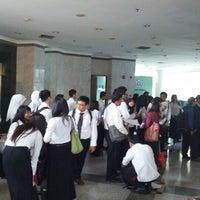 Photo taken at Kampus A Universitas Gunadarma by Satrio W. on 9/22/2012