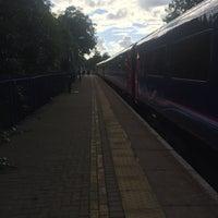 Photo taken at Kintbury Railway Station (KIT) by Pavel K. on 8/4/2017