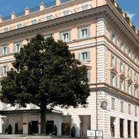 Foto scattata a Grand Hotel Via Veneto da A.A il 2/24/2013