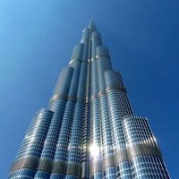 Photo taken at Burj Khalifa by A.A on 4/5/2013