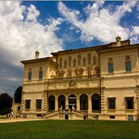Photo taken at Galleria Borghese by A.A on 2/24/2013