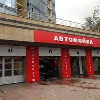 Снимок сделан в THEAUTOSPA пользователем J.J 10/11/2012