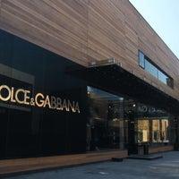 Photo taken at Dolce&Gabbana by J.J on 4/25/2014