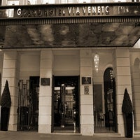 Foto scattata a Grand Hotel Via Veneto da A.A il 2/23/2013