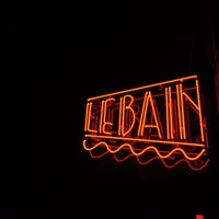 Photo taken at Le Bain by A.A on 3/17/2013