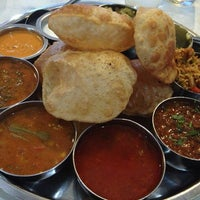 Photo taken at Kamat's Restaurant by Vickeey P. on 3/5/2013