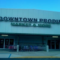 Photo taken at Downtown Produce by Kathy G. on 1/8/2013