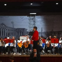 Photo taken at Bagnoli di Sopra by ADEL on 12/19/2012