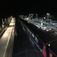 Photo taken at Tiverton Parkway Railway Station (TVP) by Dave W. on 2/10/2016
