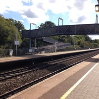 Photo taken at Tiverton Parkway Railway Station (TVP) by Dave W. on 9/24/2014