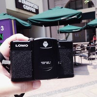 Photo taken at Lomography Gallery Store Singapore by Gusti Putri on 6/1/2014