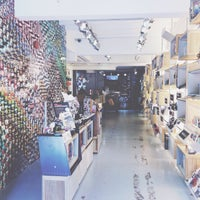 Photo taken at Lomography Gallery Store Singapore by Gusti Putri on 7/11/2014