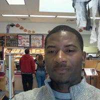 Photo taken at Dunkin' Donuts by Fred B. on 10/26/2012