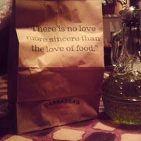 Photo taken at Carrabba's Italian Grill by Sam on 12/29/2012
