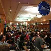 Photo taken at BookPeople by LIONEL F. on 10/24/2012