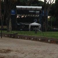 Foto scattata a Casa del Jazz da Francesco il 7/8/2013