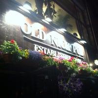 Photo taken at Old Nick Pub by Svetlana T. on 6/3/2013