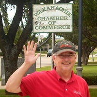 Photo taken at Waxahachie Chamber Of Commerce by Randall C. on 6/10/2013