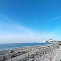 Снимок сделан в Нижнеимеретинская бухта пользователем bubllgumm 12/26/2013
