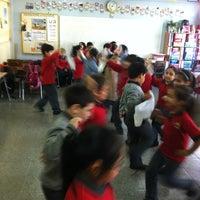 Photo taken at Escuela Pedro Pablo Lemaitre E-23 by Nidia on 10/1/2012