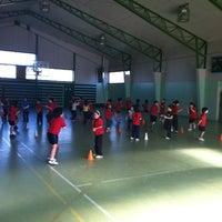 Photo taken at Escuela Pedro Pablo Lemaitre E-23 by Nidia on 9/27/2012