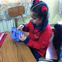 Photo taken at Escuela Pedro Pablo Lemaitre E-23 by Nidia on 10/2/2012