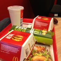 Photo taken at McDonald's by Vladimir K. on 10/22/2012