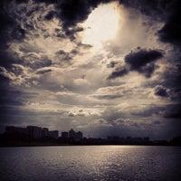 Снимок сделан в Братеевский каскадный парк пользователем Roman Y. 7/28/2013
