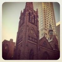 Photo taken at Fifth Avenue Presbyterian Church by Brandon J. on 5/12/2013