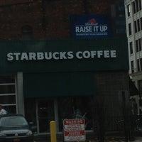 Photo taken at Starbucks by Bill on 4/18/2013