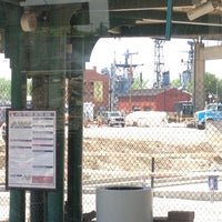 Photo taken at NFTA Metro Rail Erie Canal Harbor Station by Bill on 5/20/2013