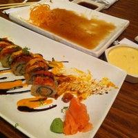 Photo taken at Kobe's Japanese Cuisine by Julia K. on 1/21/2013