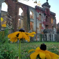 Photo taken at Smallpox Hospital by Qw Q. on 11/19/2016