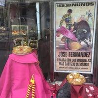 5/12/2018 tarihinde Josué C.ziyaretçi tarafından Pastelería Nunos'de çekilen fotoğraf
