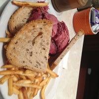 Photo taken at David's Delicatessen & Restaurant by Chris C. on 10/5/2012