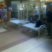 Photo taken at Airport Security by Kara D. on 10/11/2012