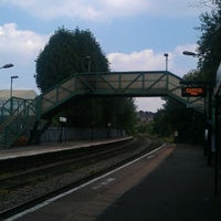 Photo taken at Old Hill Railway Station (OHL) by David L. on 7/18/2013