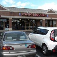 Photo taken at Twin Liquors Fine Wine & Spirts by Mike on 6/7/2014