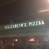 Photo taken at Elizabeth's Pizza by Andrew on 2/9/2013