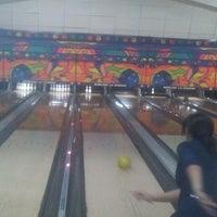 Photo taken at Bowling La Casona by Marie B. on 1/4/2013