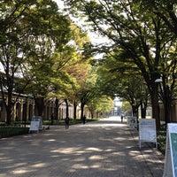Photo taken at Aoyama Gakuin Univ. Sagamihara Campus by Akio L. on 10/31/2013