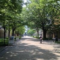Photo taken at Aoyama Gakuin Univ. Sagamihara Campus by Akio L. on 5/14/2013