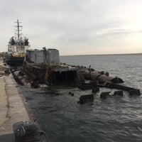 Photo taken at Донузлав by Vladimir on 9/15/2018